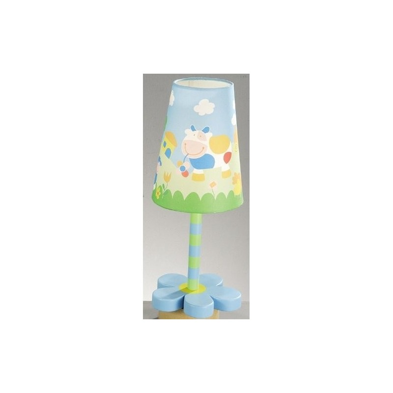 Nursery Farmyard Childrens Lamp Children S Night Lights
