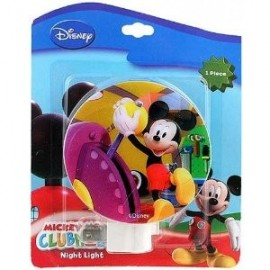 Disney Mickey Mouse Plug-In Night Light