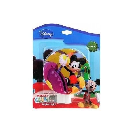 Disney Mickey Mouse Plug In Night Light Children S Night