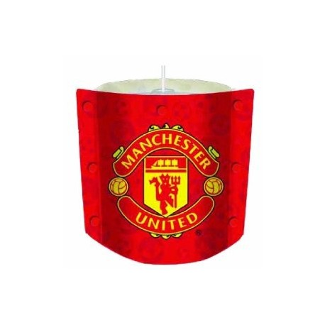 Manchester Utd Profile Pop Up Pendant