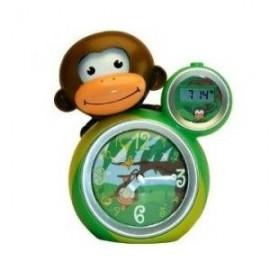 Baby Zoo Monkey Sleeptrainer Green/Yellow