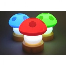 Mushroom Night Light LED Lamp