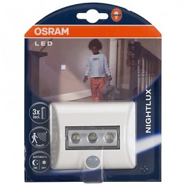 osram nightlux night light children 39 s night lights 4u bedside lamps for boys and girls. Black Bedroom Furniture Sets. Home Design Ideas