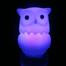 Celeste & Moon Owl Nightlight