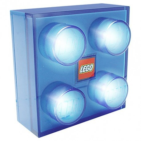 Lego Brick Light Blue Children 39 S Night Lights 4u