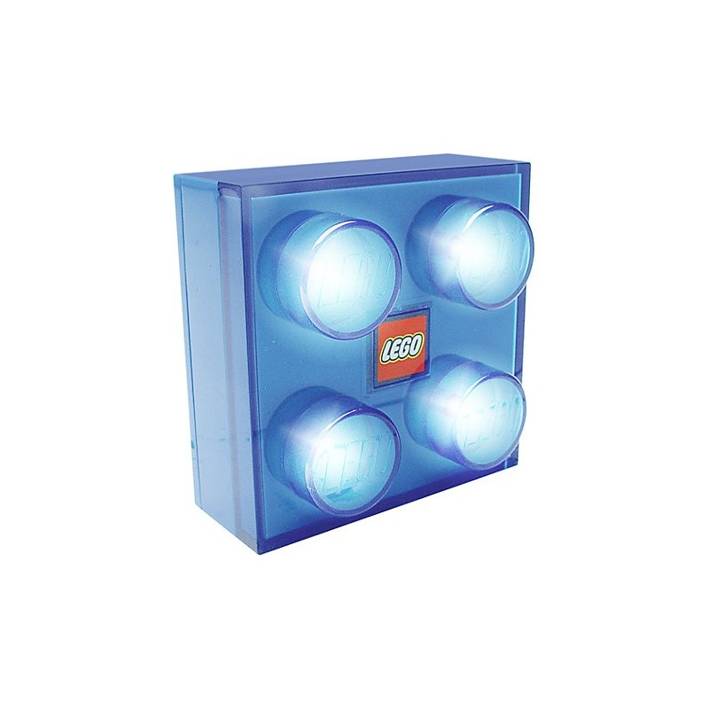 Lego Brick Light Blue Children S Night Lights 4u