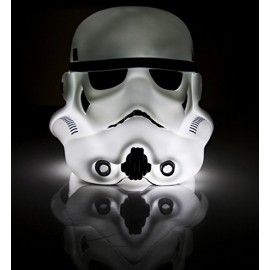 White 3D Stormtrooper 16cm Star Wars Mood Light