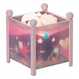 Trousselier Magic Rotating Lantern - Princesses
