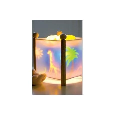 Trousselier Jungle Animals Rotating Lantern Night Light