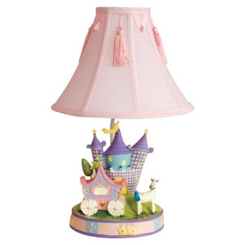 Kids Line Camelot Low Voltage Lamp Base And Shade Set   Childrenu0027s Night  Lights 4U   Bedside Lamps For Boys And Girls