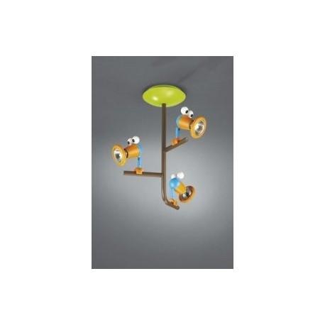 BIRDEY Childrens Ceiling Light