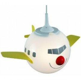 "Niermann suspended lamp ""Jumbo Jet"""