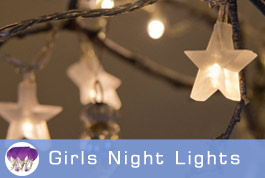 girls bedroom lights logo