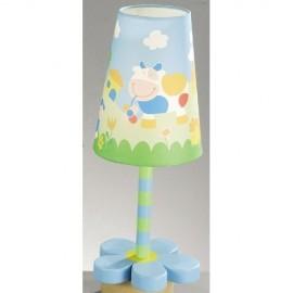 NURSERY FARMYARD Childrens Lamp