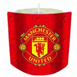 Manchester Utd Profile Pop Up Pendant