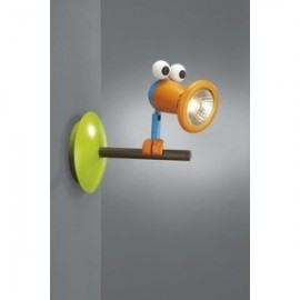 BIRDEY Childrens Wall Light