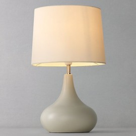 John Lewis Laura Touch Lamp Putty