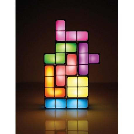 Tetris Light Mains Powered with Seven Individual Tetriminos