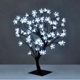 Decorative Black Bonsai Style Tree Light with 72 White LEDs