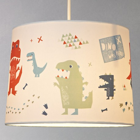 little home at John Lewis Dinotastic Ceiling Pendant