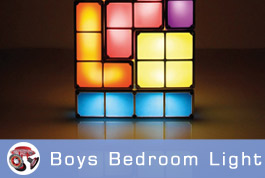 boys bedroom lighting image